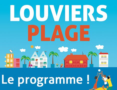 Il est enfin là, pour vous : le programme de la 9ème édition de #Louviers Plage !