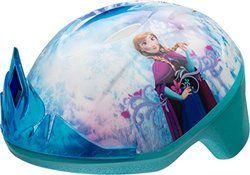 56% off Bell Toddler Disney Frozen 3D Tiara Bike Helmet.