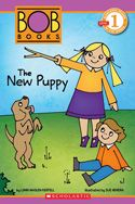 the new puppy Early Readers & Easy Chapter Books   Spring 2012