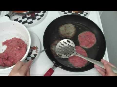 Recetas para Tortitas de Carne, por Recetas Chapinas y Más.   Recetas Mundo Chapin