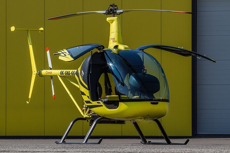 Ultralight helicopter CH-77 Ranabot
