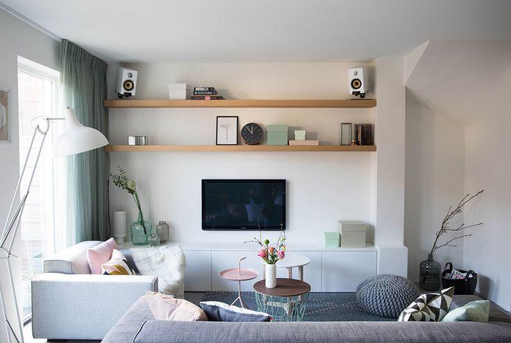 Femkeido Interieur design - nieuwbouw Haarlem