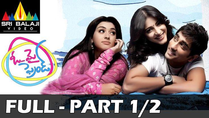 Free Oh My Friend Telugu Movie Full Part 1/2 | Siddharth, Shruti Haasan, Hansika | Sri Balaji Video Watch Online watch on  https://free123movies.net/free-oh-my-friend-telugu-movie-full-part-12-siddharth-shruti-haasan-hansika-sri-balaji-video-watch-online/