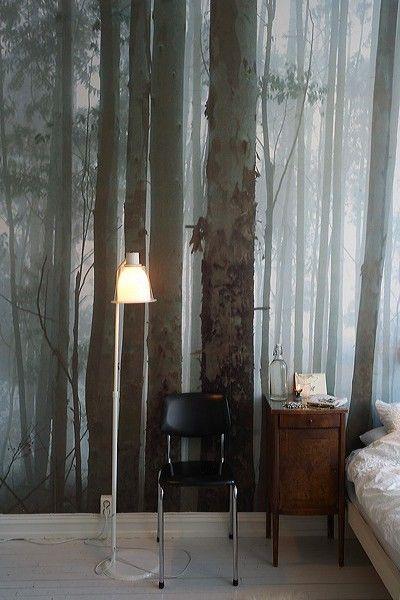 Neem vrijblijvend contact op met #artidecco voor soortgelijk behang of kijk op www.deborghprojecten.nl voor meer informatie. #behang #foto #design #interieur #wallpaper #walldesign #wall #printing  #photo #light #decoration #deco #decoratie #interior #trend #2015 #home #living #modern #mural #pattern #patroon #styling #depth #diepte #natuur #nature #beautiful #design #home