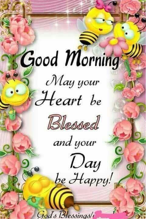 Morning blessings for you