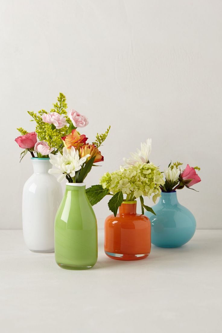 Color Pop Bud Vase - Anthropologie.com