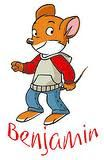 how to draw geronimo stilton face