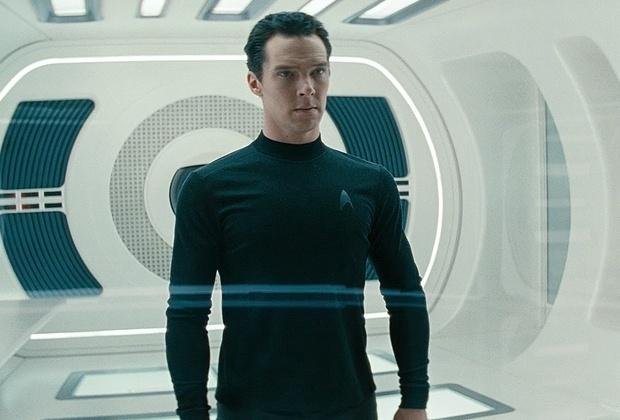 Alice Eve, Benedict Cumberbatch And Bryan Burk Star Trek Into Darkness Q