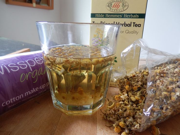 How to use chamomile tea to cure conjunctivitis