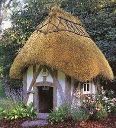 Tiny cottage, England