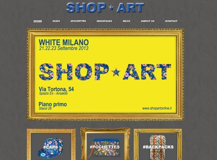 Il nostro sito web www.shopartonline.it ! Pronti per il WHITE .. #milano #white #settembre2013#shopart #newcollection #accessories #verycool#shopartonline #nonpossoviveresenza #hashtag #musthave#italianstyle