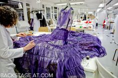 Christian Dior - Atelier Backstage AT