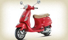 Win a Vespa Scooter