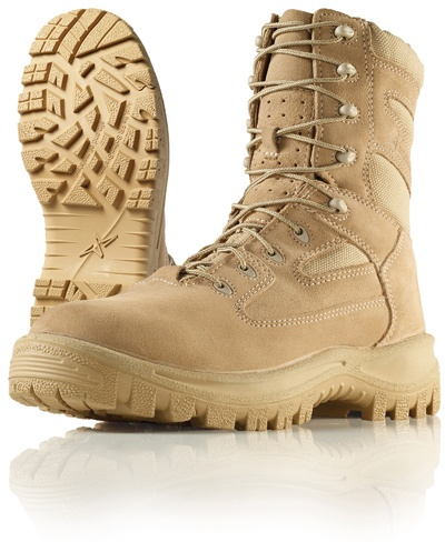 Wellco Mens Desert Signature Temperate Weather Tactical Boots # T150