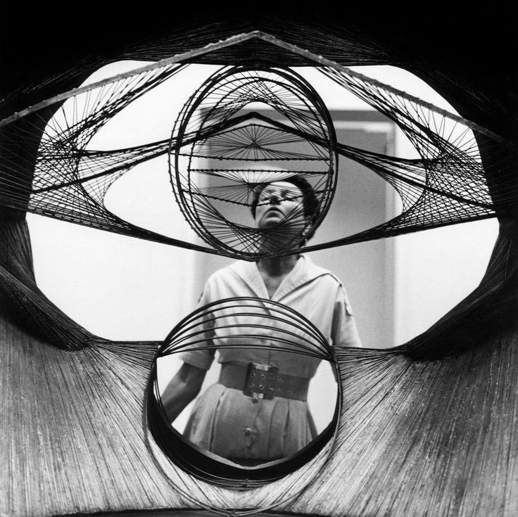 conosciamo la vera peggy guggenheim, l'eroina dell'arte moderna