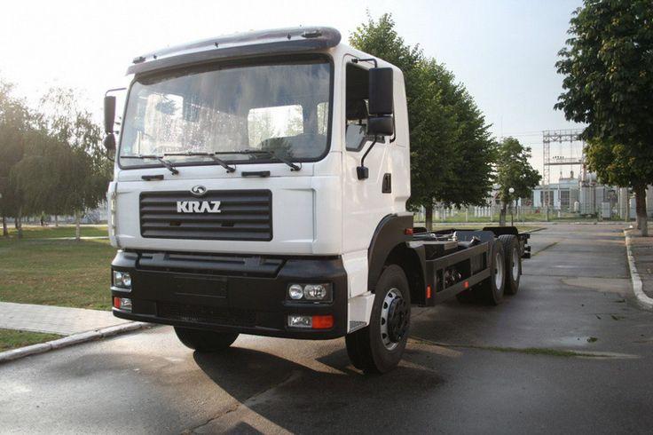Кременчугский автозавод выиграл очередной тендер на поставку спецтехники на базе грузовиков КрАЗ для коммунального хозяйства Днепропетровска.