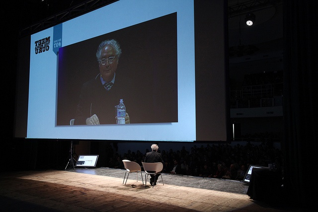 MMG | MANUEL CASTELLS by Meet the Media Guru, via Flickr
