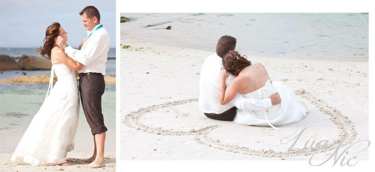 #beachwedding love love love