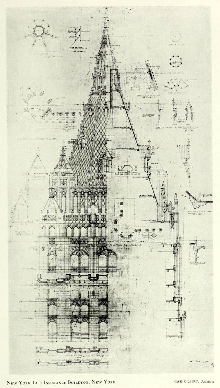 Best Architecture Orthographics Images On Pinterest