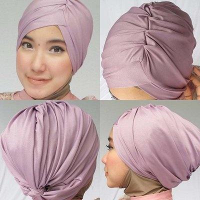 Hijab   Instant Turban   www.jiilaanhijabs.com