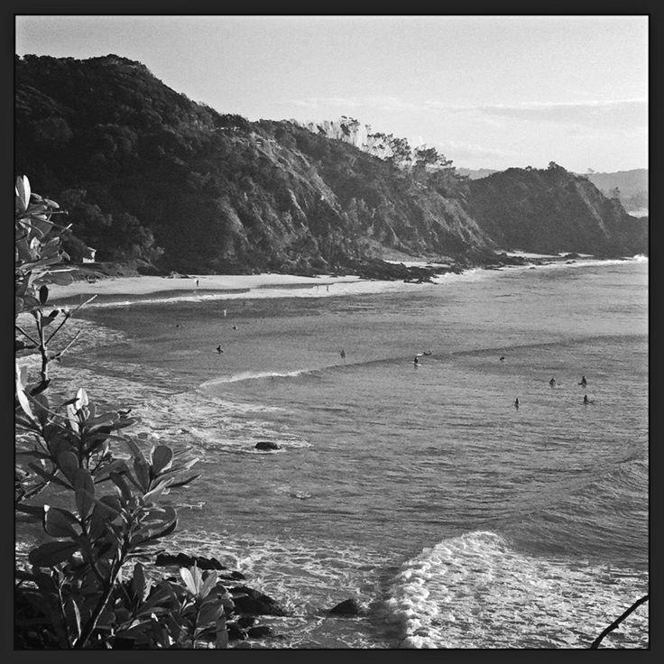 Sand, Sea and Surf...Byron Bay
