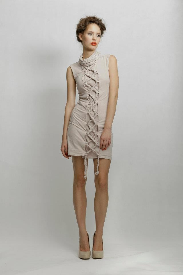 Taylor Innocence Dress by LISA BROWN