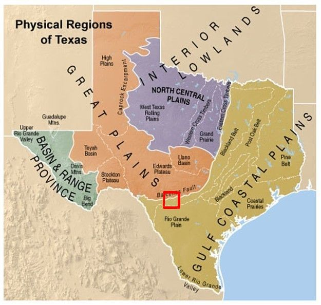 16 Best Images About Texas Regions Coastal Plains On