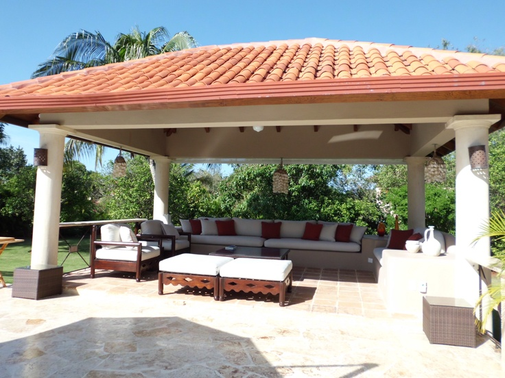 Pin by ana santos on favorite places spaces pinterest for Casa de campo republica dominicana