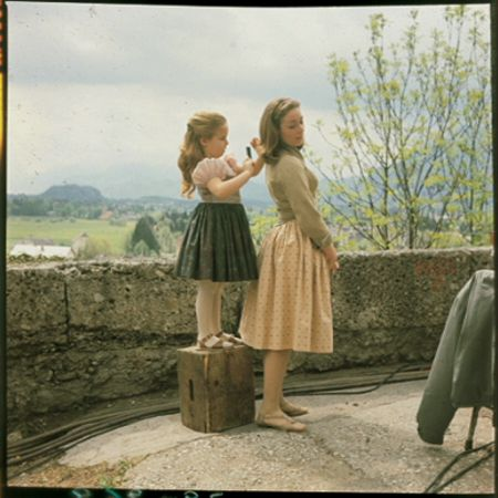 Behind the scenes: Film, Books Movies Music Tv, Musical, The Sound Of Music, Favorite Movies, Movies Shows, Hollywood, Scene