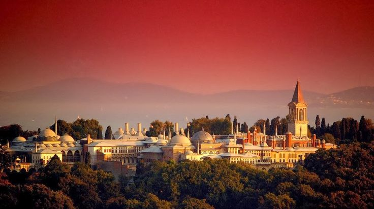 Topkapi Palace - Istanbul  #surahotels #istanbul #turkey #topkapi