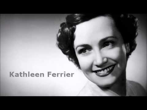 90 best Kathleen Ferrier images on Pinterest Music, Classical