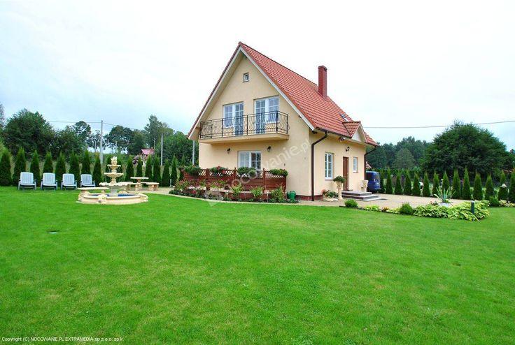 Wypoczynek nad jeziorem Kisajno dla całej rodziny. Więcej informacji na: http://www.nocowanie.pl/noclegi/gizycko/domki/69560/ #nocowaniepl #accommodation #Poland #vacation #lake