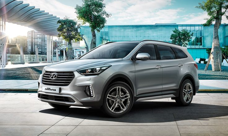 2017 Hyundai Grand Santa Fe Review