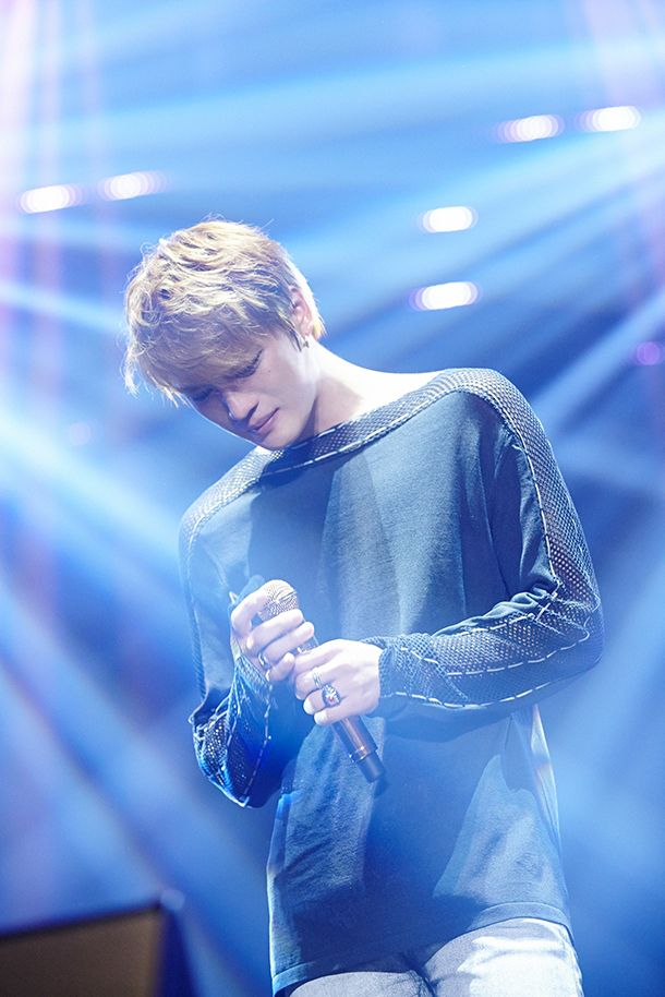 [NEWS] 150330 JYJ's Kim Jae Joong wraps up final solo concert before enlistment | JYJ3