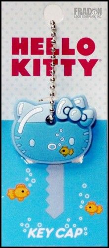 Loungefly Key Cap Hello Kitty Fish Tank 0225 House Office Home Quality Unique | eBay