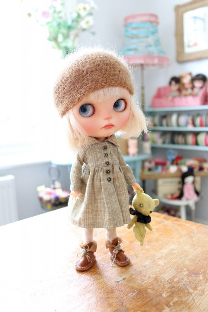 Is this a Blythe Doll??