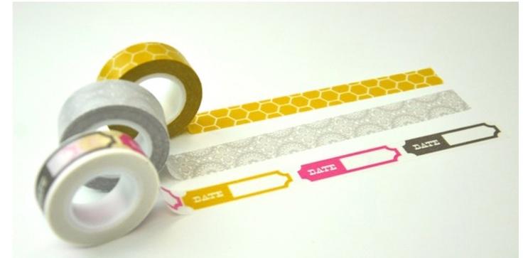 My new Washi Tape! The Sweetest Thing by MME: Jen Washi, Decor Tape, Decorative Tape, Buckets, Tape Mi, Washi Tape, Scrapbook, Peas, Mind Eye