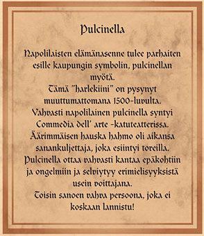 Ravintola Pulcinella