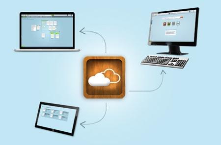 Mit meinUnterricht.de wirst Du nie wieder etwas zu Hause vergessen, weil Du Deine Materialien immer dabei hast – die Cloud von meinUnterricht.de ermöglicht Dir den mobilen Zugriff auf alle Materialien wann und wo immer Du willst. #Cloud #Arbeitsblätter #mobil