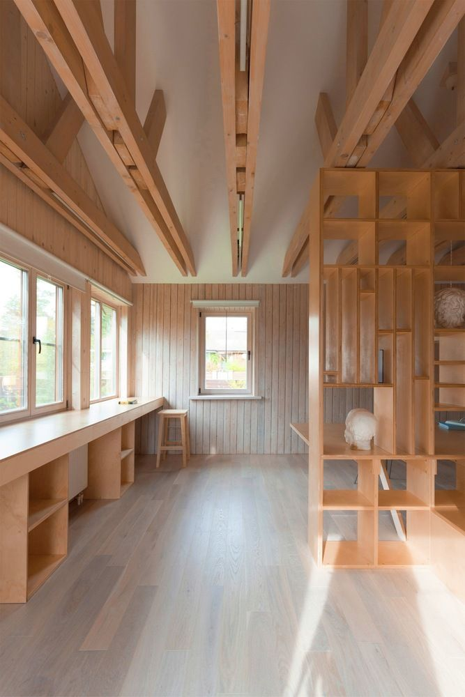 Gallery - Architect's Workshop / Ruetemple - 13