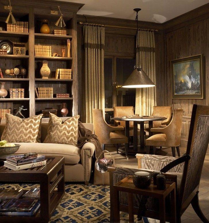 Простые решения для обновления надоевшего интерьера гостиной