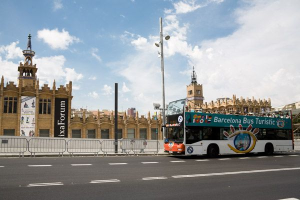 Barcelona sightseeing official tour - Barcelona Bus Turístic