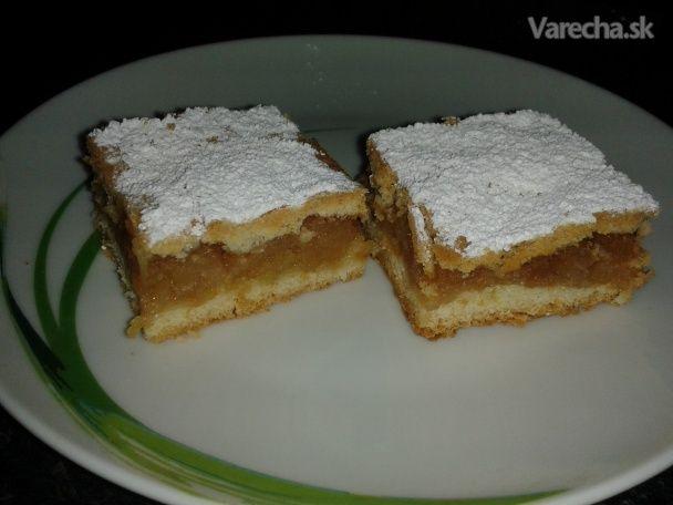 Jablkový koláč (pité) -  videorecept