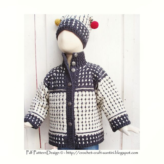 74 best SUETRCITOS NIÑO images on Pinterest | Baby boy knitting ...