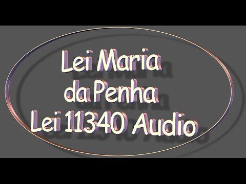 Lei 11340 parte1 Audio-texto