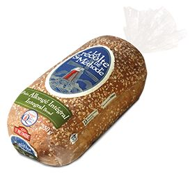 Pain allongé intégral// Integral bread