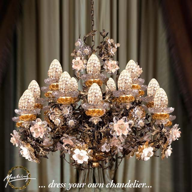 25 best chandeliers italian handmade images on pinterest hand crafted italian crystal chandeliers a limited edition with a cutting edge contemporary design aloadofball Gallery