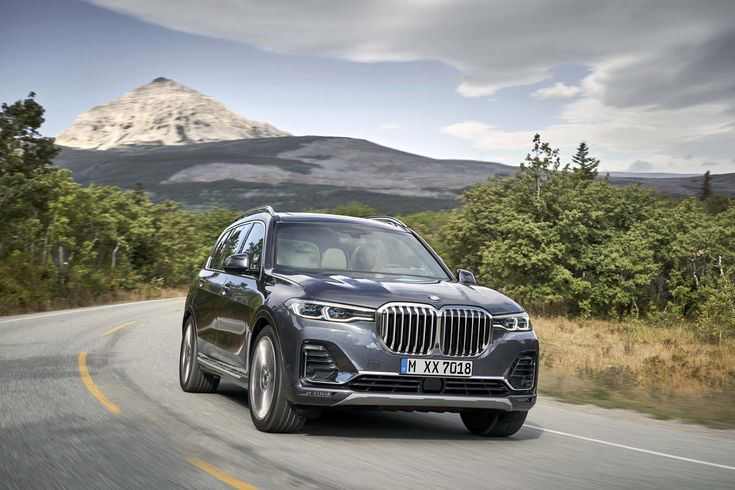 The 2019 BMW Auto X7 preview