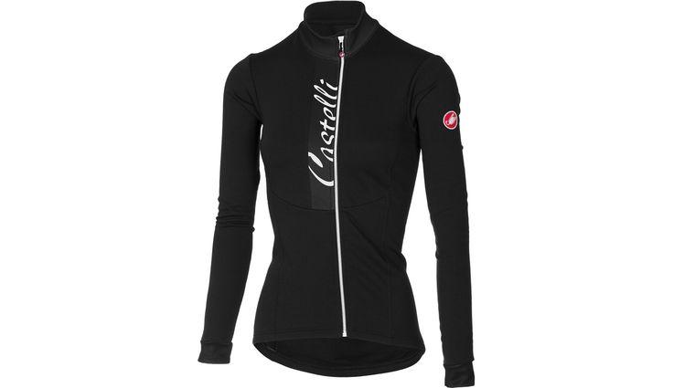 Castelli Sorriso Jersey FZ Women light black/black günstig kaufen bei  ▷ fahrrad.de