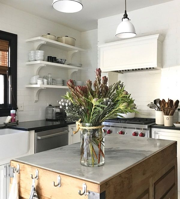 Diy Kitchen Island 25 Easy To Make And Affordable Ideas Budget Kitchen Remodel Rustic Kitchen Island Rustic Kitchen